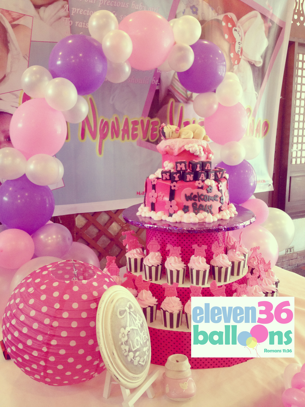 Balloon-Decoration-Mia-Christening-Eleven36-Balloons-IMG_5959