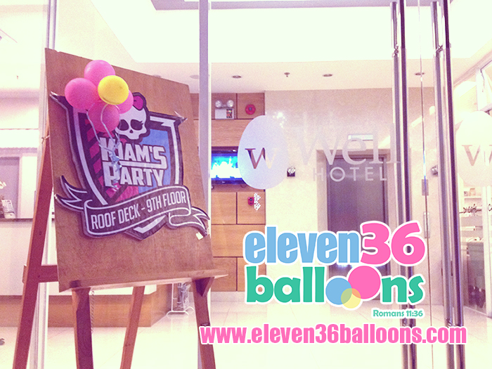 monster_high_party_direction_easel_signage_eleven36_balloons_cebu