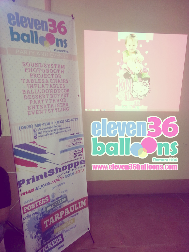 kadienne_hello_kitty_theme_party_projector_rental_eleven36_balloons_cebu