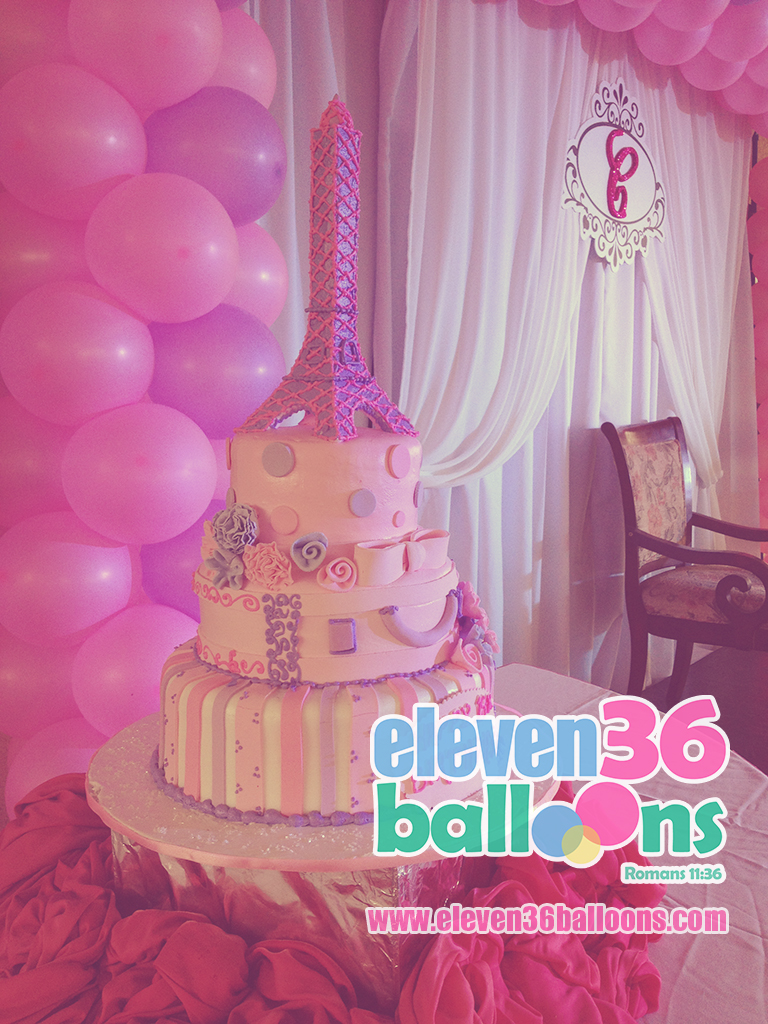 carel_18th_birthday_travel_theme_cake_eleven36_balloons_cebu