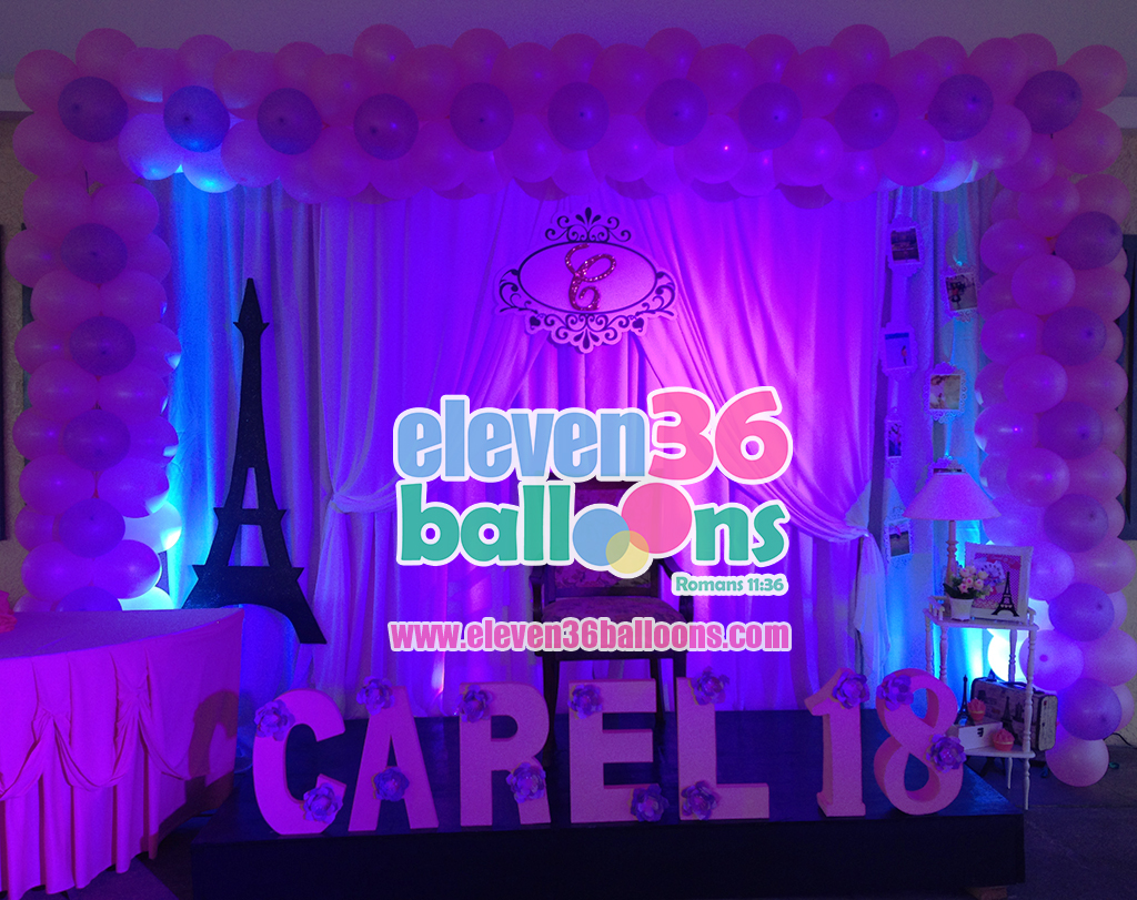 carel_debut_birthday_travel_theme_stage_decor_eleven36_balloons_cebu