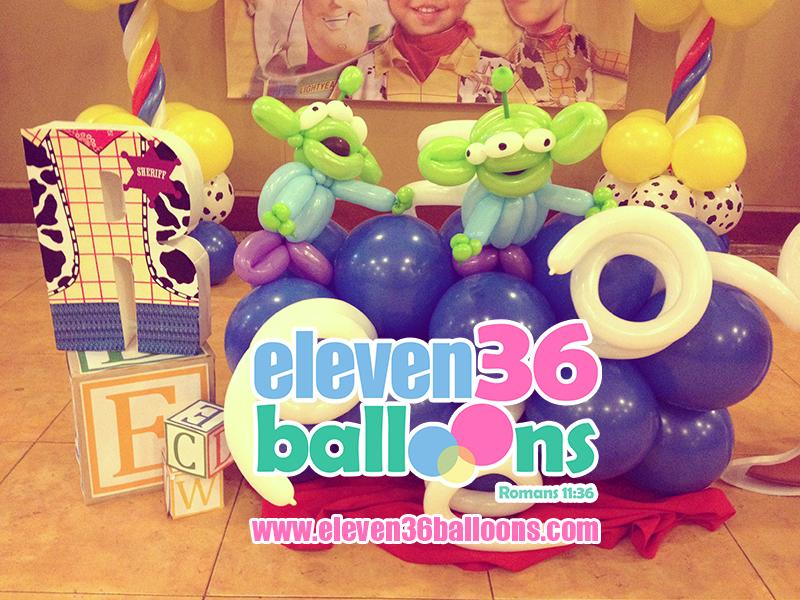 rheed_4th_birthday_toy_story_theme_party_balloon_ground_decor_alien_twist_eleven36_balloons_cebu