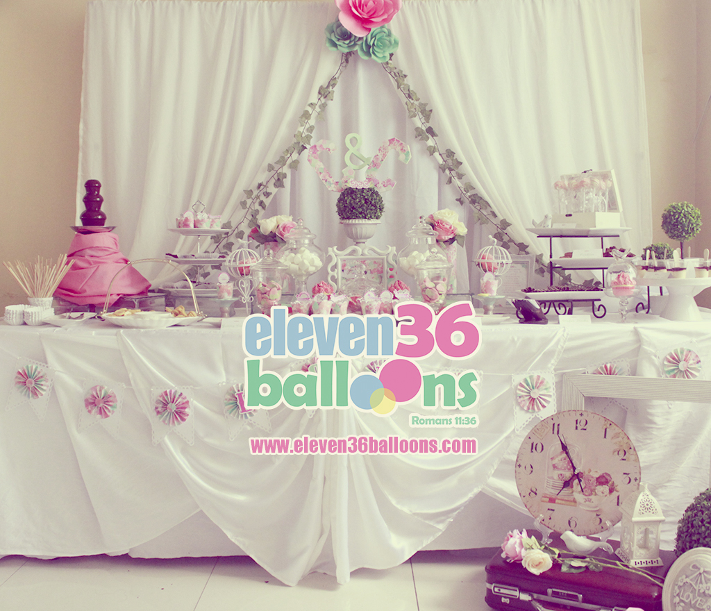 christonette_chris_wedding_mint_green_pink_theme_party_dessert_buffet_table_eleven36balloons_cebu