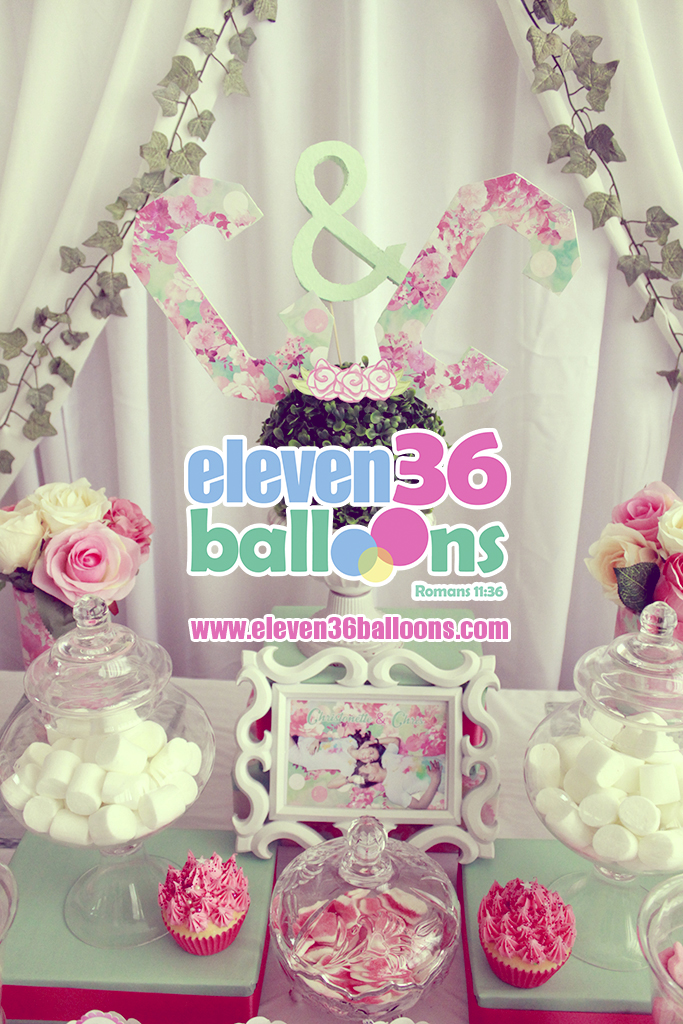 christonette_chris_wedding_mint_green_pink_theme_party_event_styling_eleven36balloons_cebu