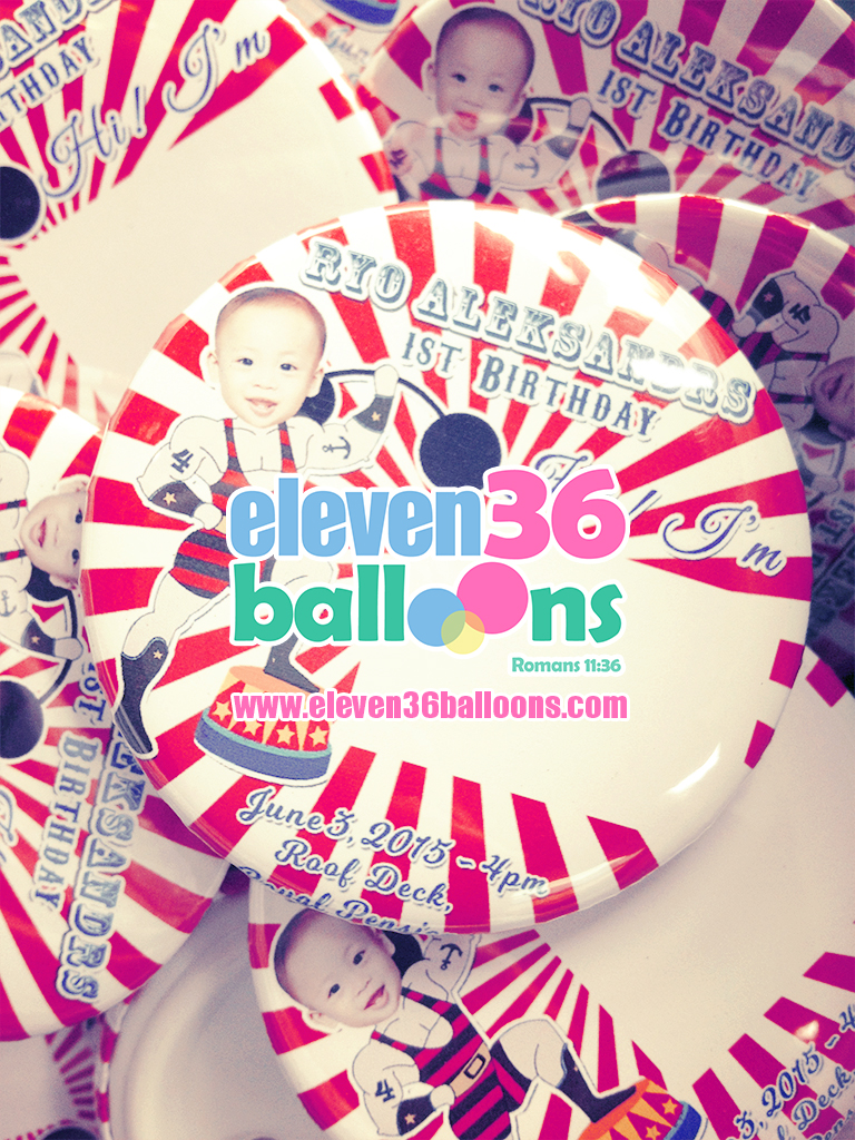 ryo_circus_theme_party_button_pins_giveaways_eleven36_balloons_cebu_2