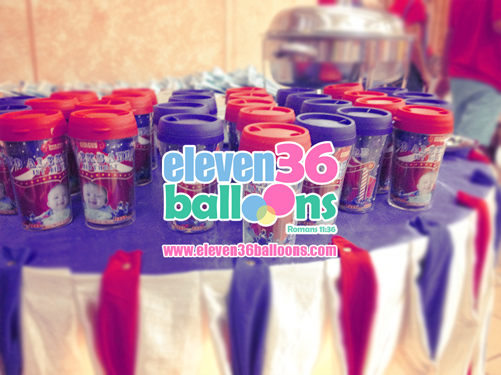 ryo_circus_theme_party_tumbler_giveaways_eleven36_balloons_cebu_2