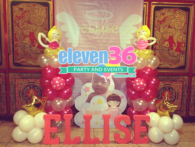 elise_angel_theme_party_white_gold_house_balloon_decoration_cebu