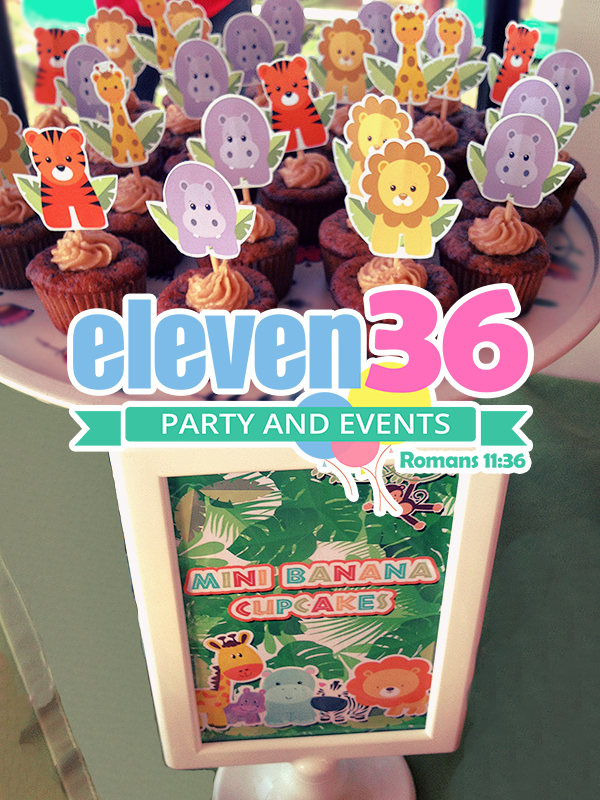 adam_lucas_safari_theme_party_dessert_buffet_mini_banana_cupcakes_eleven36_cebu_2
