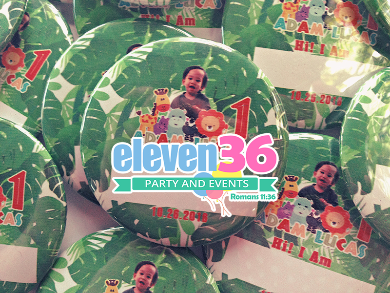 adam_lucas_safari_theme_party_giveaways_button_pins_eleven36_cebu